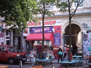 Kandie Shop, zwischen Schanze+St. Pauli